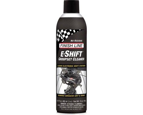 Finish Line E-Shift Cleaner Electronic Groupset Cleaner (Aerosol) (16oz)