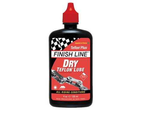 Finish Line Dry Chain Lube (Bottle) (4oz)