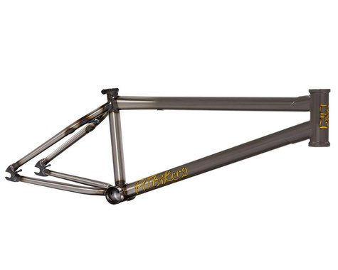 "Fit Bike Co Mixtape V2 Frame (Grey/Raw Fade) (20.5"")"