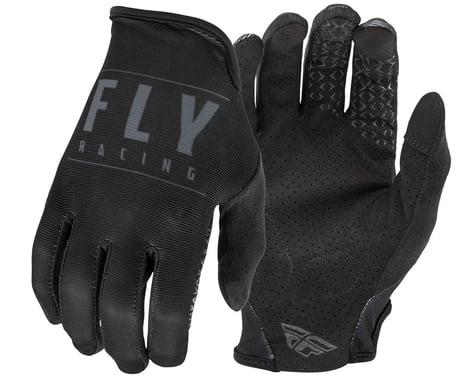 Fly Racing Media Gloves (Black) (S)
