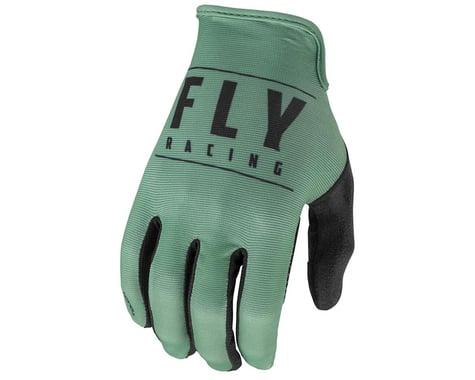 Fly Racing Media Gloves (Sage/Black) (2XL)