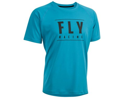 Fly Racing Action Jersey (Blue/Black) (2XL)