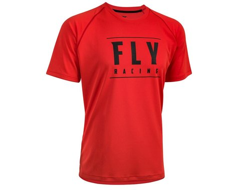 Fly Racing Action Jersey (Red/Black) (S)