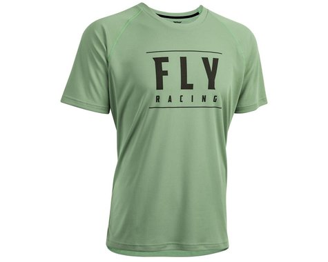 Fly Racing Action Jersey (Sage/Black) (2XL)