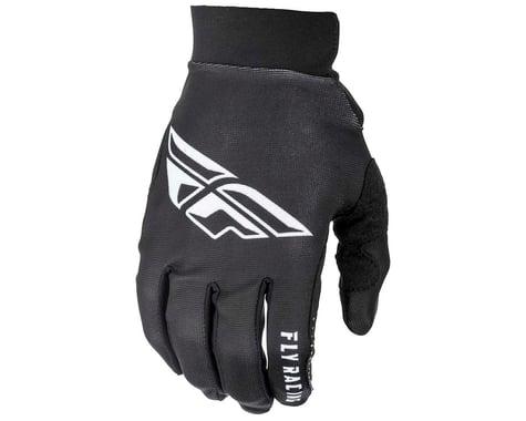 Fly Racing Pro Lite Gloves (Black/White) (2XL)