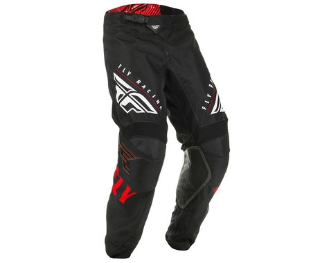 Fly Racing Youth Kinetic K220 Pants (Red/Black/White) (18)