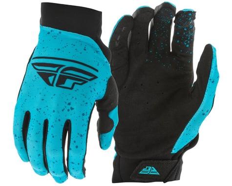 Fly Racing Women's Pro Lite Gloves (Navy/Blue/Black) (S)