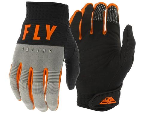 Fly Racing F-16 Gloves (Grey/Black/Orange) (XS)