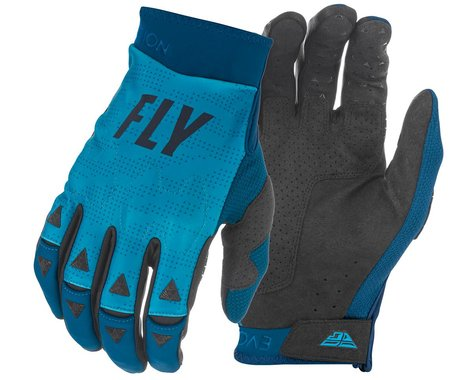 Fly Racing Evolution DST Gloves (Blue/Navy) (S)