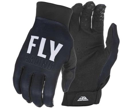 Fly Racing Pro Lite Gloves (Black/White) (XS)