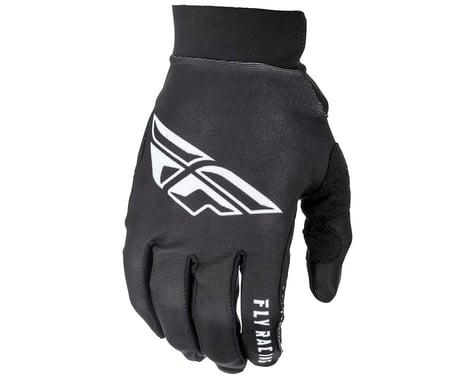 Fly Racing Pro Lite Gloves (Black/White) (3XL)