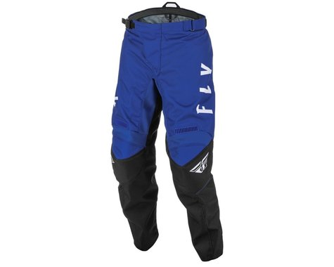 Fly Racing Youth F-16 Pants (Blue/Grey/Black) (20)