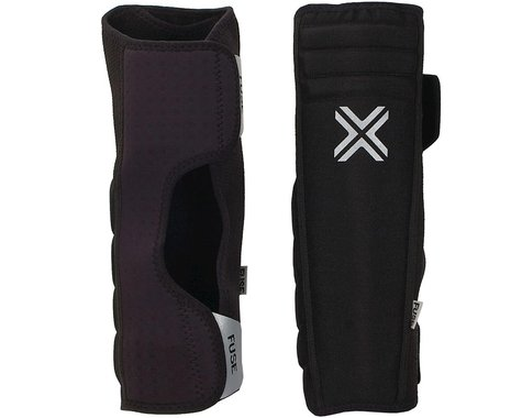 Fuse Protection Alpha Shin Whip Extended Pad (Black) (XL)