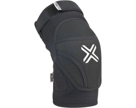 Fuse Protection Alpha Knee Pads (Black) (Pair) (2XL)