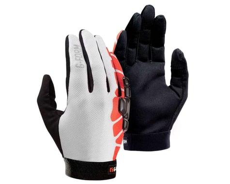 G-Form Sorata Trail Bike Gloves (White/Red) (XS)