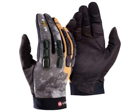 G-Form Moab Trail Bike Gloves (Black/Orange) (S)