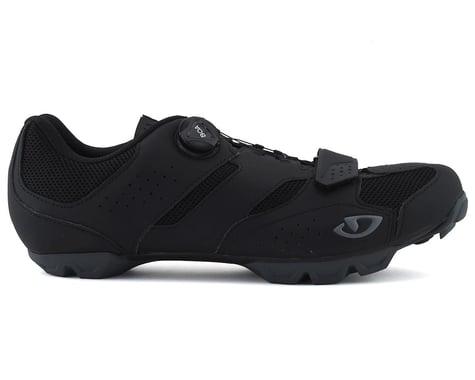 Giro Cylinder Mountain Bike Shoe (Black) (40)