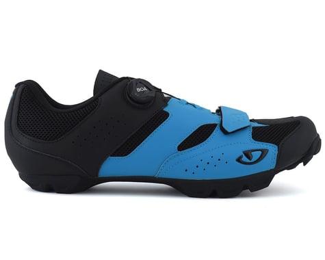 Giro Cylinder Mountain Bike Shoe (Blue/Black)