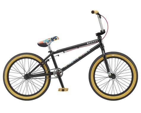 """GT 2021 Performer 21 BMX Bike (21"""" Toptube) (Guinness Black)"""