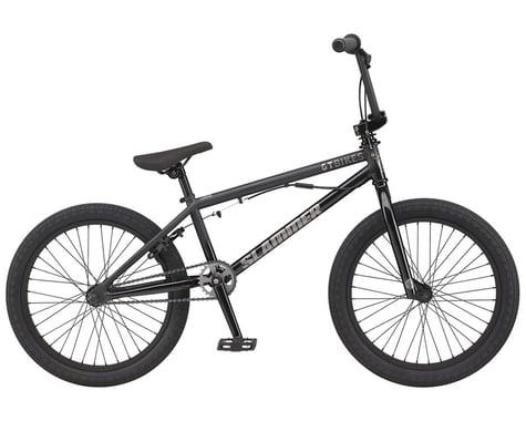 """SCRATCH & DENT: GT 2021 Slammer BMX Bike (20"""" Toptube) (Matte Trans/Gloss Black Fade)"""