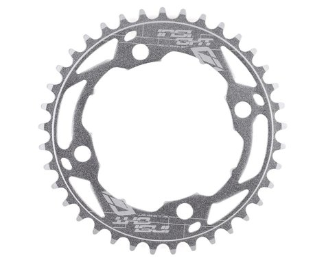 INSIGHT 4-Bolt Chainring (Polished) (37T)