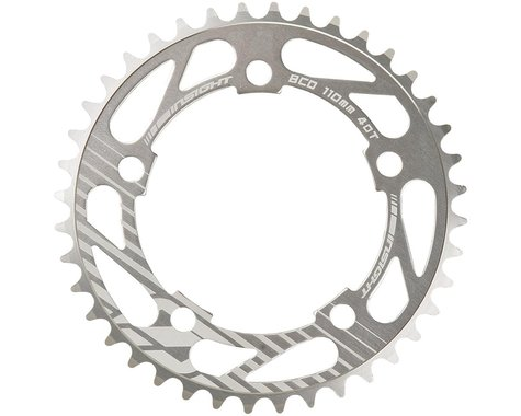 INSIGHT 5-Bolt Chainring (Polished) (41T)