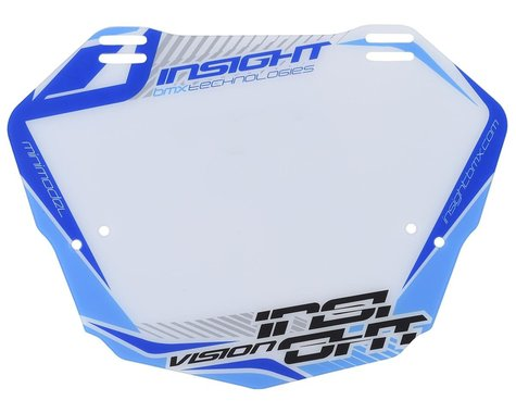 INSIGHT V2 Plate (Blue) (S)