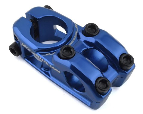 """INSIGHT 1-1/8"""" BMX Race Stem (Blue) (45mm)"""