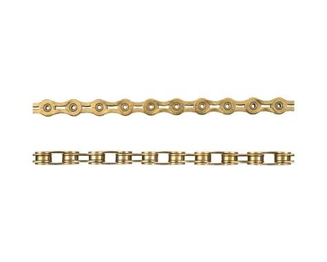 KMC X9SL Chain (Ti Nitride Gold) (9 Speed) (116 Links)