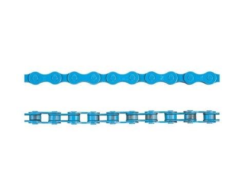 KMC Z410 Chain (Blue) (Single Speed) (112 Links)