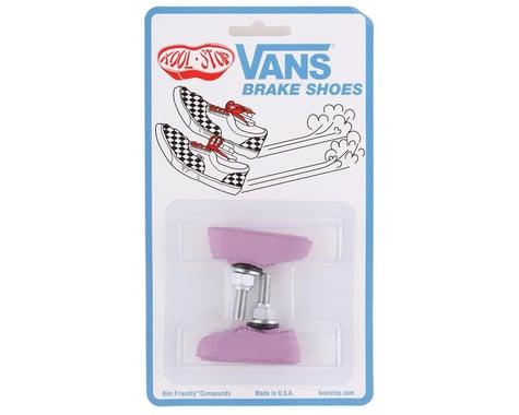 Kool Stop Vans Brake Pads (Threaded) (Lavender) (Pair)