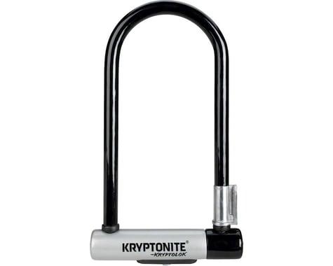 "Kryptonite KryptoLok STD U-Lock w/ Bracket (4 x 9"")"