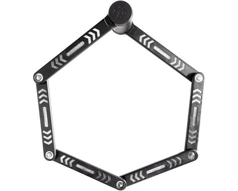 Kryptonite KryptoLok 610 Foldable Lock (Black) (100cm) (5mm)