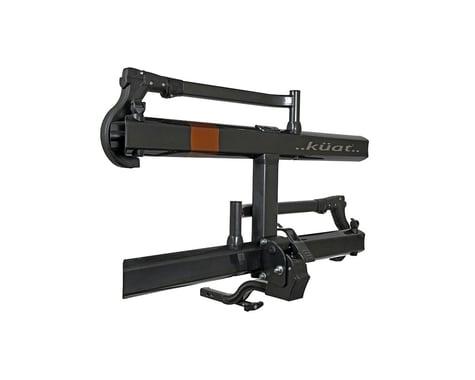 "Kuat Sherpa 2.0 Platform Hitch Rack (Grey/Orange) (2 Bikes) (2"" Receiver)"