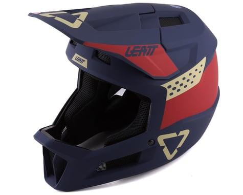 Leatt MTB 1.0 DH Full Face Helmet (Sand) (L)