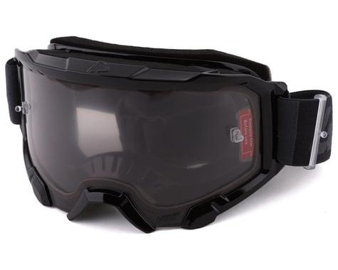Leatt Velocity 4.5 Goggle (Black) (Light Grey 58% Lens)