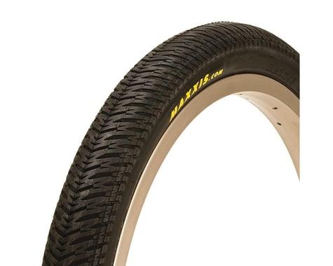 "Maxxis DTH BMX Tire (Black) (1-1/8"") (20"" / 451 ISO)"
