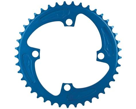 MCS 4-Bolt Chainring (Blue) (38T)