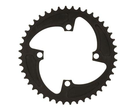 MCS 4-Bolt Chainring (Black) (43T)