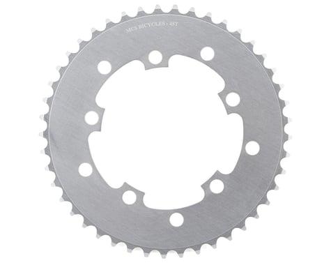 MCS 5-Bolt Chainring (Silver) (45T)