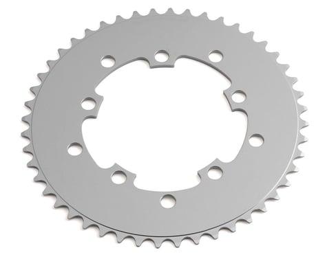 MCS 5-Bolt Chainring (Silver) (48T)