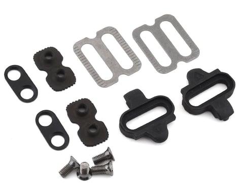 MCS SPD Pedal Cleat Kit (Black)