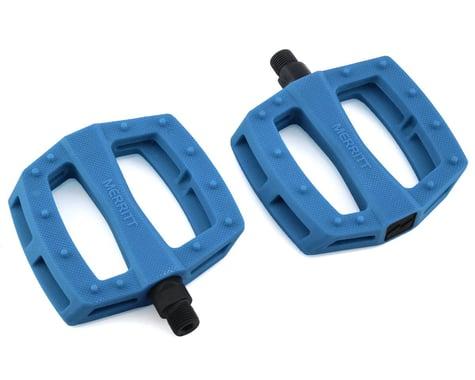 """Merritt P1 PC Pedals (Blue) (9/16"""")"""