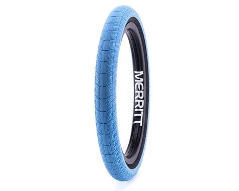 "Merritt FT1 Tire (Brian Foster) (Tar Heel Blue) (2.35"") (20"" / 406 ISO)"