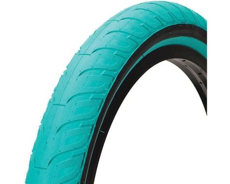 """Merritt Option """"Slidewall"""" Tire (Teal) (2.35"""") (20"""" / 406 ISO)"""