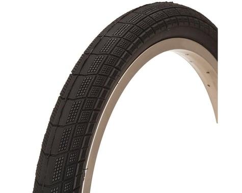 """Merritt FT1 Tire (Brian Foster) (Black) (2.35"""") (20"""" / 406 ISO)"""