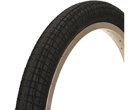 "Mission Fleet Tire (Black) (2.4"") (20"" / 406 ISO)"