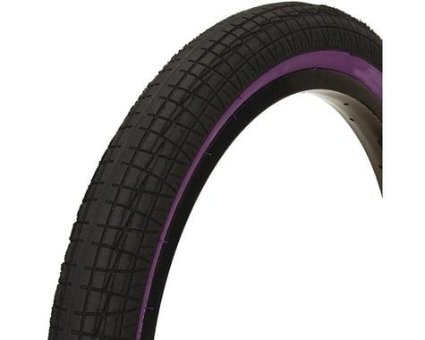 """Mission Fleet Tire (Black/Purple) (2.4"""") (20"""" / 406 ISO)"""