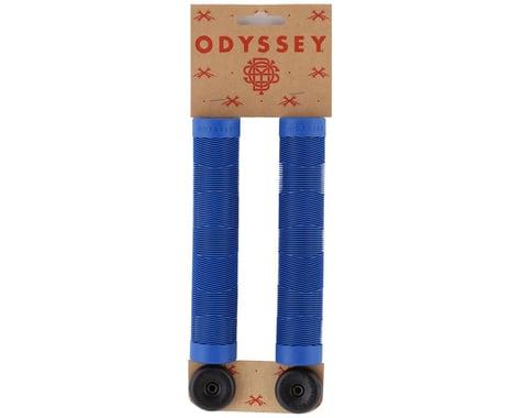 Odyssey Travis Grips (Travis Hughes) (Blue) (Pair)