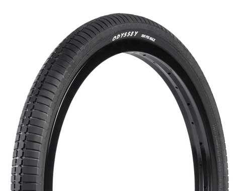 """Odyssey Frequency G Flatland Tire (Chase Gouin) (Black) (1.75"""") (20"""" / 406 ISO)"""